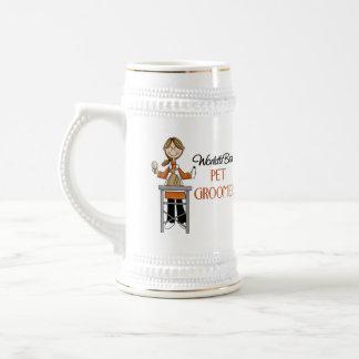 Pet Groomer Gift Mugs