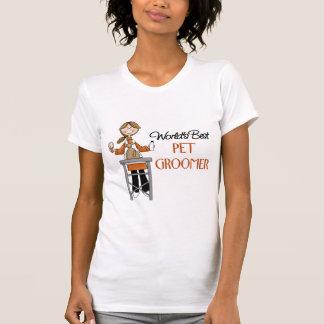 Pet Groomer Gift Tee Shirts
