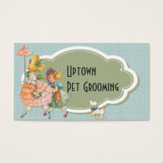 Pet Grooming or Pet Related Business Card