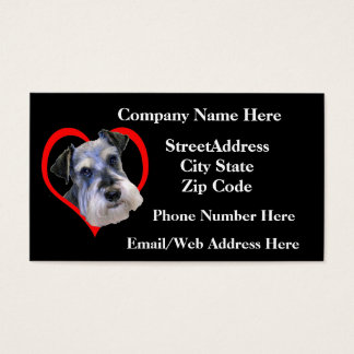Pet Grooming Sample 8 Business Card