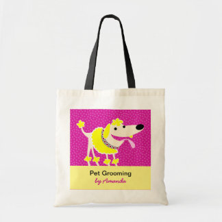 Pet Grooming Services Tote Bag