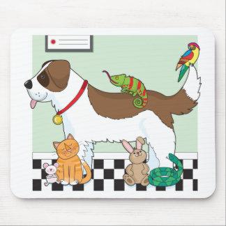 Pet Group Mouse Pad
