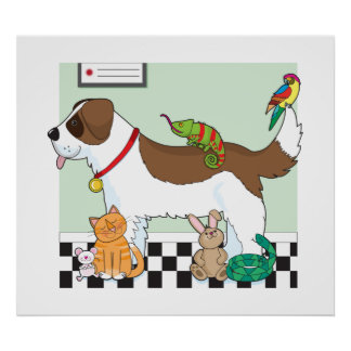Pet Group Poster