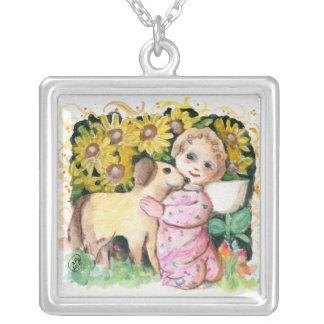 Pet Guardian Angel Custom Jewelry