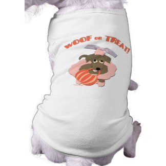Pet Halloween Shirt for Dogs Dog Clothes