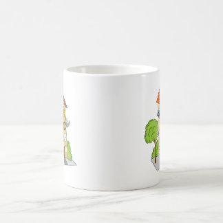 Pet Hotel Cartoon Coffee Mug