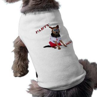 ~Pet Jacket~ del perro del fiesta Playera Sin Mangas Para Perro