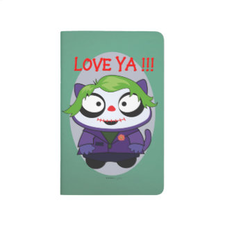PET JOKER ALIEN MONSTER CARTOON Pocket Journal