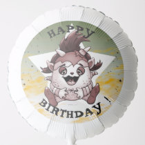 PET JOLY CARTOON BALLOON  LARGE Air-Filled