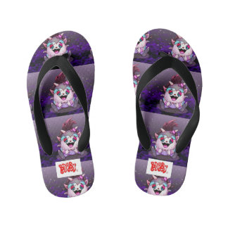 PET JOLY MONSTER Flip Flops Kids  Toddler