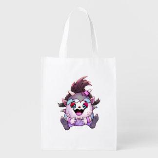 PET JOLY monster Reusable Bag