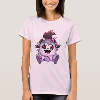 PET JOLY MONSTER SHIRT WOMEN