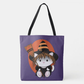 PET LITTLE WITCH TOTE BAG