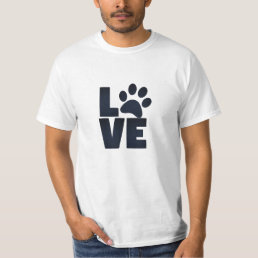 Pet Love T-Shirt
