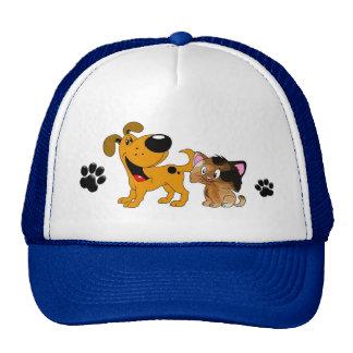 Pet Lovers! Best Friends Trucker Hat