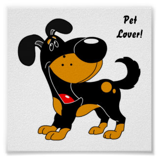 Pet Lovers! Pup Posters