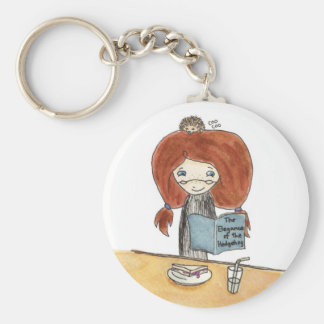 Pet Lunch Keychain