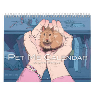 Pet Me Calendar