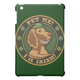 Pet Me! I'm Irish Cover For The iPad Mini