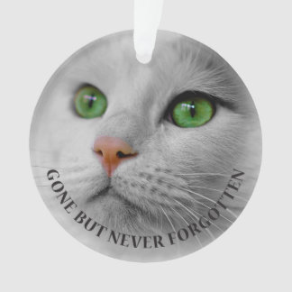 PET MEMORIAL CHRISTMAS TREE ORNAMENT | CUSTOM