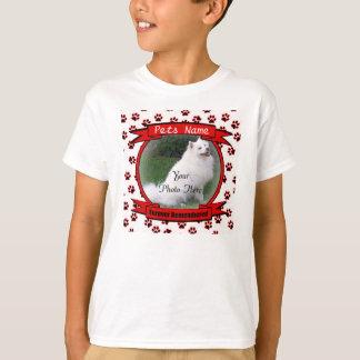 Pet Memorial - Forever Remembered Keepsake T-Shirt