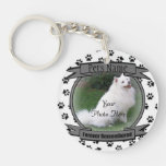 Pet Memorial - Forever Remembered - Pet Loss Keychains