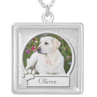 Pet Memorial Pendant Necklace