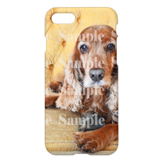Pet memorial photo iPhone 8/7 case