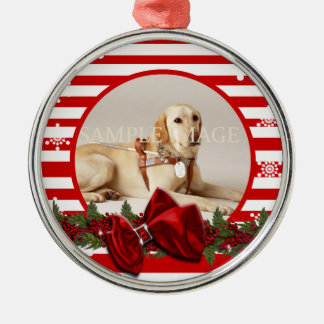 Pet memorial photo PERSONALIZE Ornaments