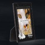 "Pet Memorial Tabby Cat Silver Stripes Photo Plaque<br><div class=""desc"">Three sizes available shown is 5x5. We have a square 5x7 and an 8x10 in our store as well. When we lose a cat it&#39;s like losing a member of the family and we need to mourn and remember that pet as we do any loved one we&#39;ve lost. The artist,...</div>"
