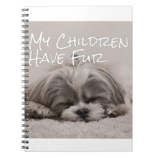 Pet Notebook