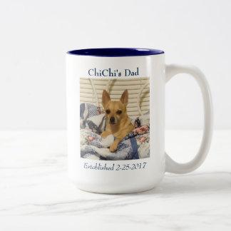 Pet Or Kids Proud Parent Photo Mug
