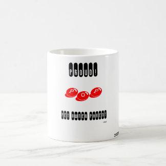 Pet Owner Parent (POP) pride coffee cup! Coffee Mug