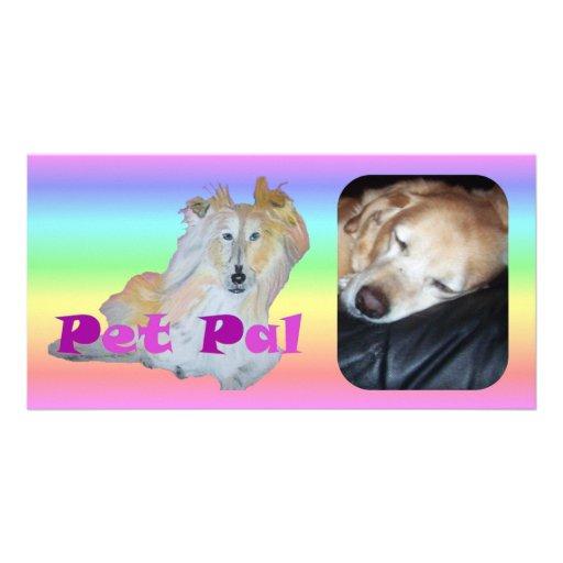Pet Pal Photo Card