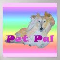 Pet Pal print