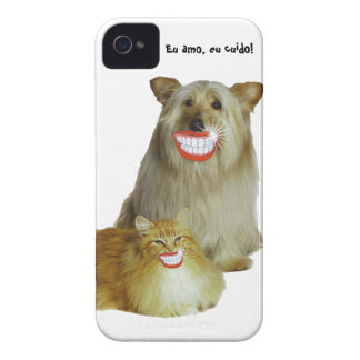PET Paws iPhone 4 Cover