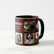 PET PHOTO COLLAGE MUG - In Loving Memory, Memorial