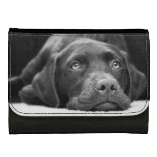 Pet Photo Custom Leather Wallets