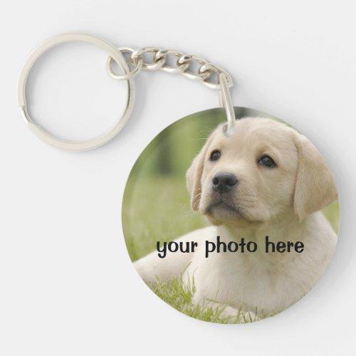 Pet Photo Gifts _ Cat Memorial _ Dog Memorial Keychain