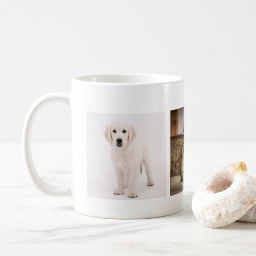 Pet photo personalized coffee mug