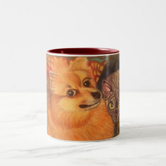 Pet-Portrait Mug