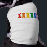 """Pet Pride Tee<br><div class=""""desc"""">Gay Humor,  Lesbian Humor,  and Pride Gear,  GLBT/LGBT T-shirts,  hoodies,  bumperstickers,  buttons,  signs,  posters,  and gay pride gifts from: http://www.GLBTshirts.com</div>"""