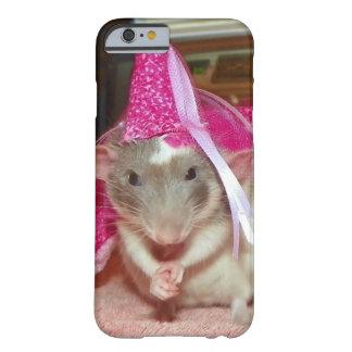 Pet Rat Princess Reba iPhone case