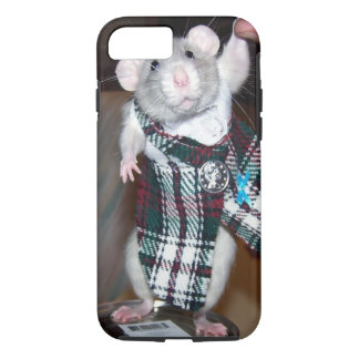 Pet Rat Ruby iPhone 7 case