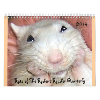 Pet Rats 2014 Calendar C