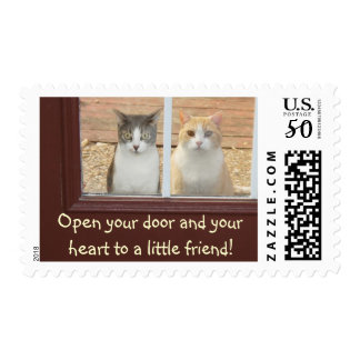 Pet Rescue/Adopt Postage
