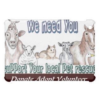 Pet Rescue iPad Mini Cover