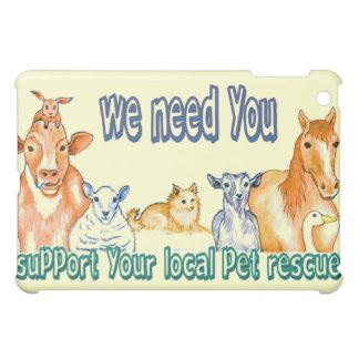 Pet Rescue iPad Mini Covers
