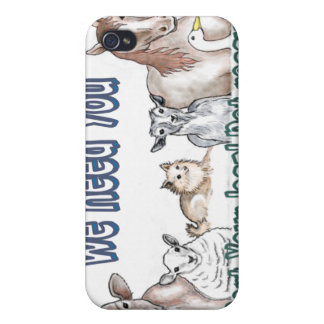 Pet Rescue iPhone 4 Covers