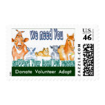 Pet Rescue Stamps